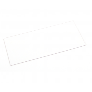 Inner protective lens for auto glass