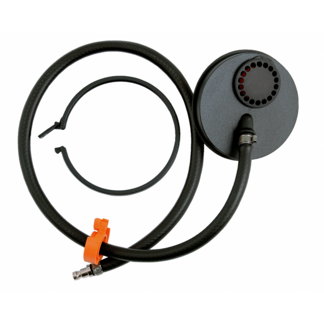 Adapter with hose for SR 307