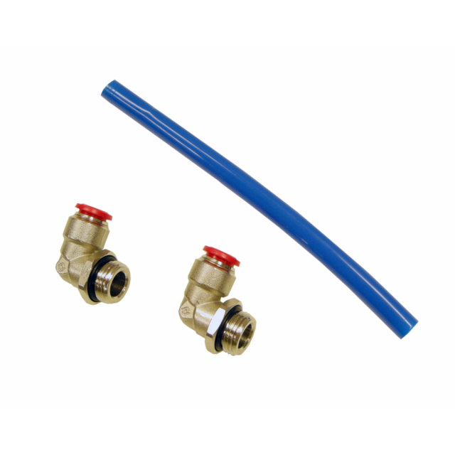 Hose with couplings for SR 99