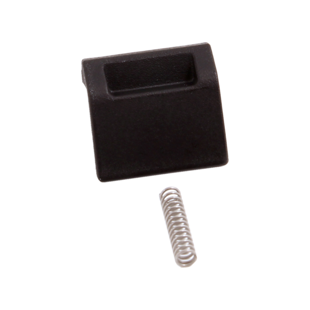 Lock button for SR 584