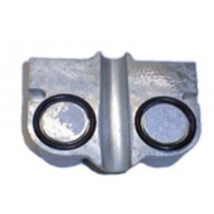 End capwith gaskets